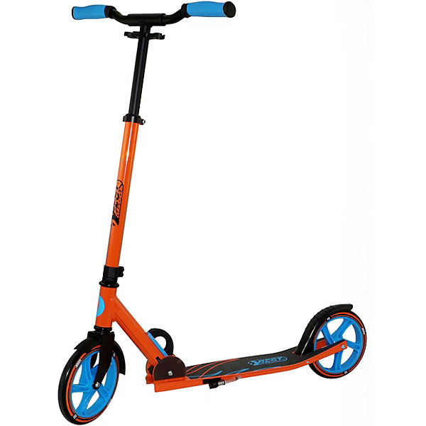 Scooter 205 orange/blue