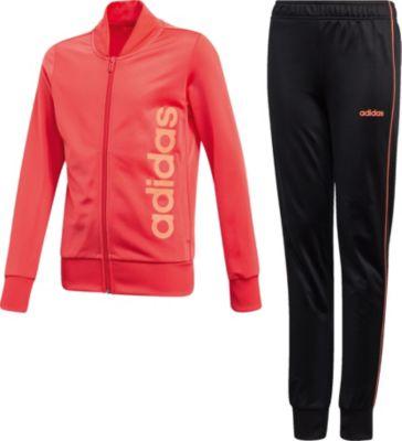 Trainingsanzug OSR YA TR PES TS für Mädchen, adidas Performance