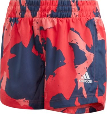 Shorts YG TR EQ WV L S für Mädchen, adidas Performance