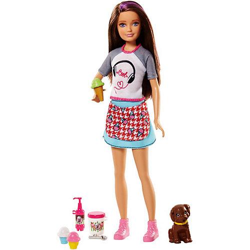 """Игровой набор Barbie """"Сёстры и щенки"""" Скиппер, 23 см от Mattel"""