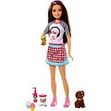 """Игровой набор Barbie """"Сёстры и щенки"""" Скиппер, 23 см"""