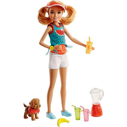 """Игровой набор Barbie """"Сёстры и щенки"""" Стейси, 23 см от Mattel"""