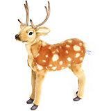 """Мягкая игрушка Hansa """"Пятнистый олененок"""", 35 см"""