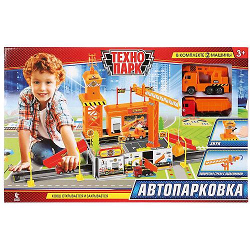 """Парковка Технопарк """"Строительная площадка"""" от ТЕХНОПАРК"""