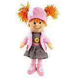 Мягкая игрушка Мульти-Пульти Кукла в сине-розовом, 35 см