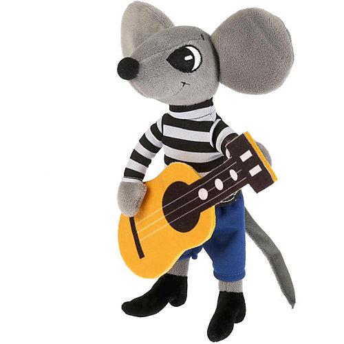 """Мягкая игрушка Мульти-Пульти """"Союзмультфильм"""" Мышонок с гитарой, 26 см от Мульти-Пульти"""