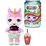 "Пупс MGA Entertainment ""Poopsie Surprise Unicorn"" Лама, 35 см, бело-розовая"