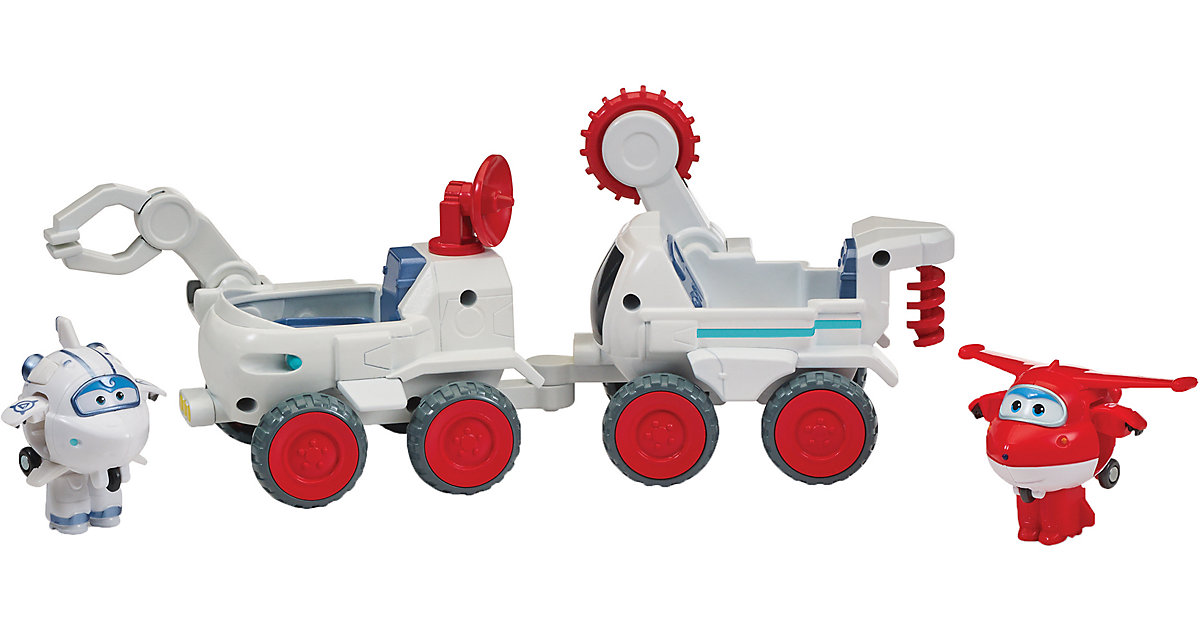"""Super Wings Astra's Moon Rover (Transform-a-Bot 2"""")"""
