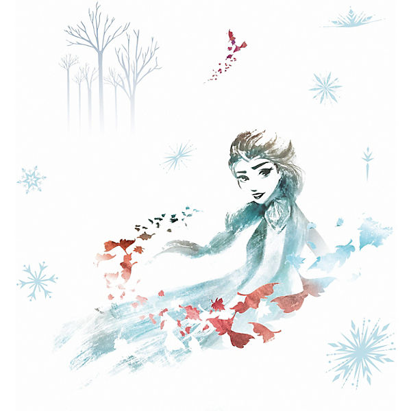 Wandsticker Disney Frozen II - Watercolour