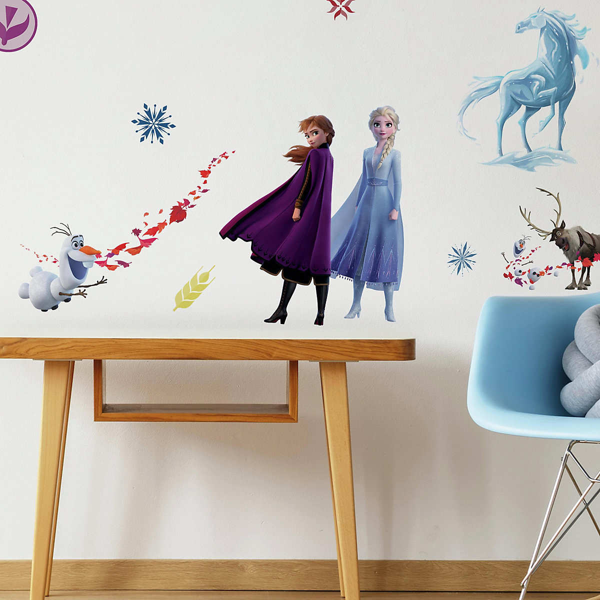 Wandsticker Disney Frozen II Disney Die Eiskönigin KjHrU