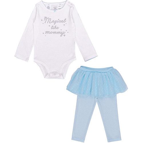 Комплект для новорожденного carter's - голубой от carter`s
