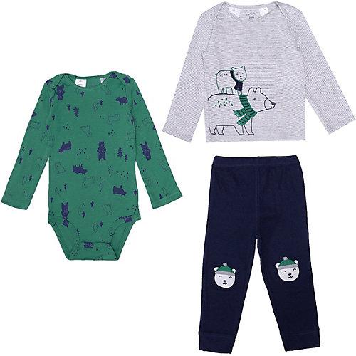 Комплект для новорожденного carter's - зеленый от carter`s