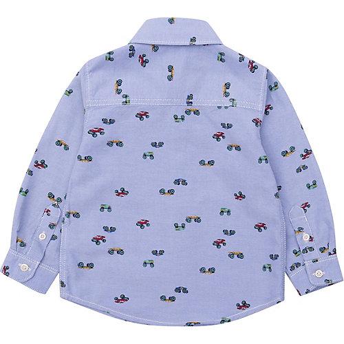 Рубашка carter`s - голубой от carter`s
