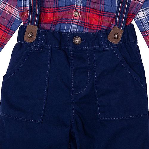 Комплект carter`s: рубашка и брюки - mehrfarbig от carter`s