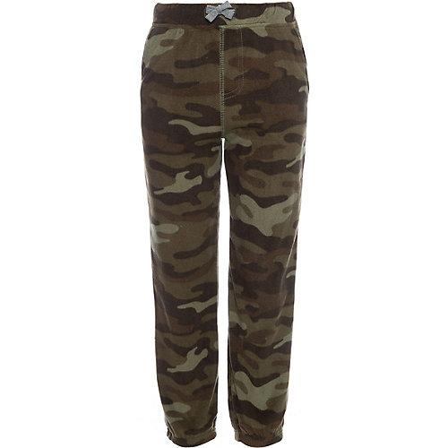 Спортивные брюки carter`s - коричневый от carter`s