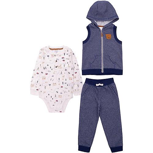 Комплект для новорожденного carter's - синий от carter`s