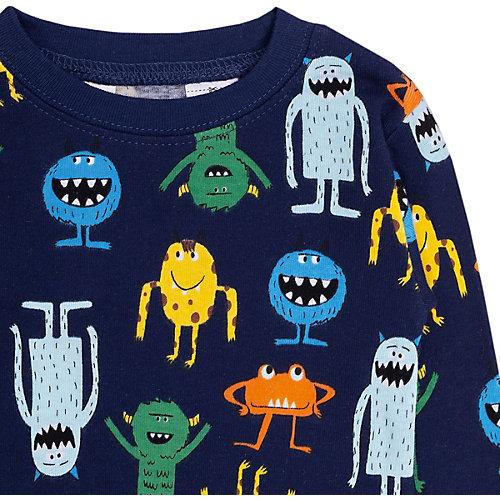 Пижама carter`s, 2 шт. - темно-синий от carter`s