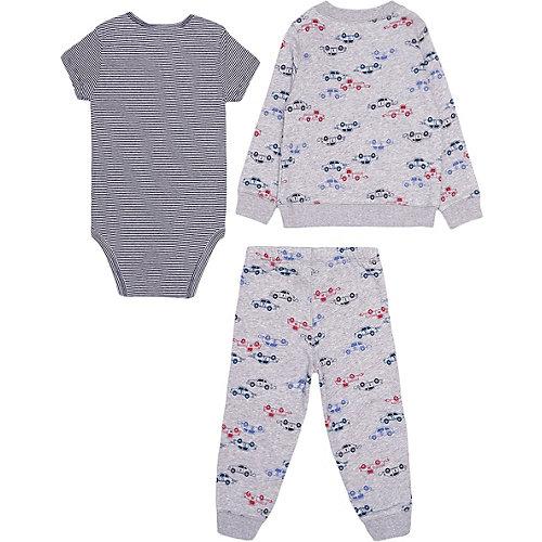 Комплект для новорожденного carter's - серый от carter`s
