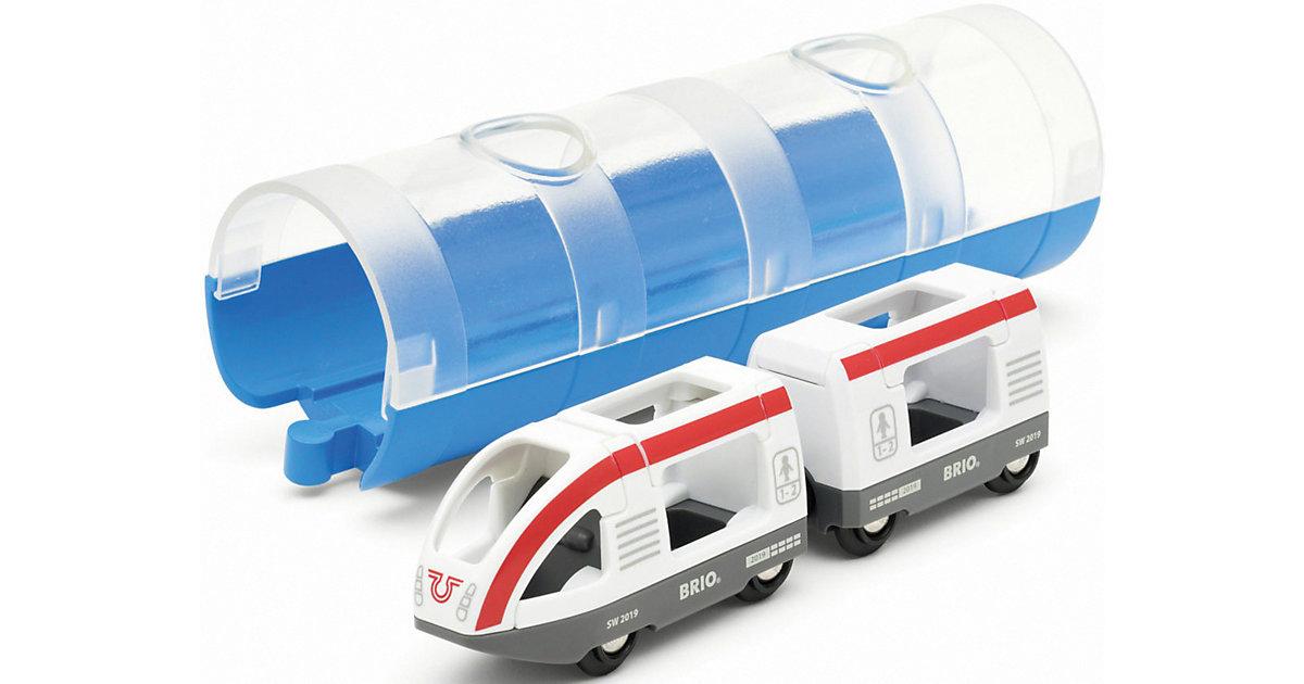 Tunnel Box Reisezug