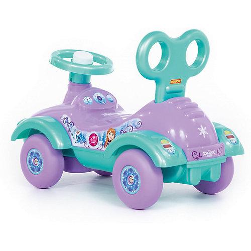 Машинка-каталка Полесье Disney Холодное сердце от Полесье