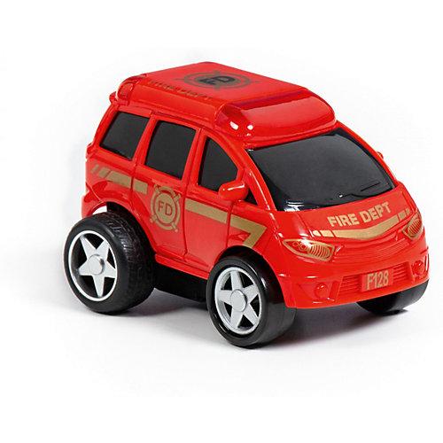 """Машинка Полесье """"Крутой Вираж"""" Пожарный автомобиль от Полесье"""