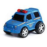 """Машинка Полесье """"Крутой Вираж"""" Полицейский автомобиль"""