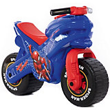 Каталка-мотоцикл Полесье Marvel Человек-паук