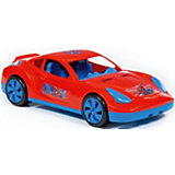 Машинка Полесье Marvel Мстители Человек-паук