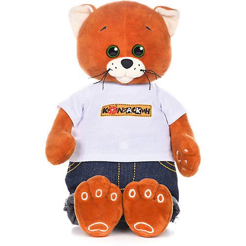 Мягкая игрушка Колбаскин&Мышель Колбаскин в джинсах 20 см от Колбаскин&Мышель