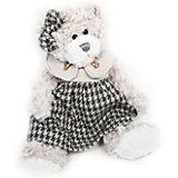 Мягкая игрушка Maxitoys Luxury Мишка Белла в платье 20 см