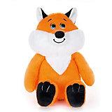Мягкая игрушка Maxi Play Лисенок Рыжуля озвученный, 22 см