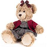 Мягкая игрушка Maxitoys Luxury Мишка Моника в красном жакете 25 см