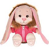 Мягкая игрушка Jack&Lin Зайка в зимней куртке 25 см