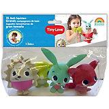 Набор игрушек пищалок для ванны Tiny Love