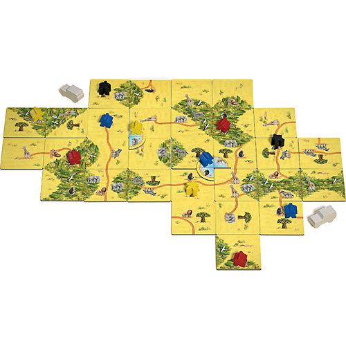 "Настольная игра Hobby World ""Каркассон: Сафари"" от Hobby World"