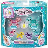 Набор игрушек-украшений Twisty Pets Семья Щенков