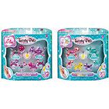 Набор игрушек-украшений Twisty Pets Семья Котят