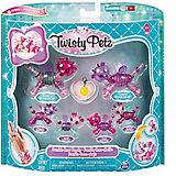 Набор игрушек-украшений Twisty Pets Семья Косолапых Мишек