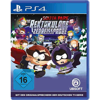 PS4 South Park: Die rektakuläre Zerreißprobe