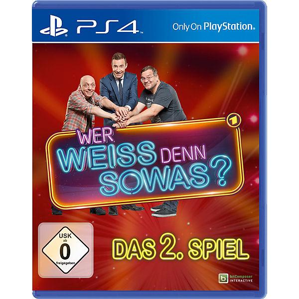 Ps4 Wer Weiss Denn Sowas 2 Ak Tronic Mytoys