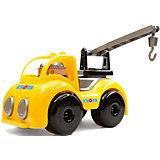 """Машинка кран Knopa """"Крепыш на стройке"""" 33 см"""