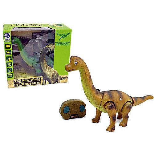 Радиоуправляемый динозавр Zhorya Брахиозавр от Zhorya