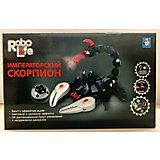 Игрушка на ИК управлении 1Toy RoboLife Императорский Скорпион