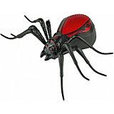 Радиоуправляемая игрушка 1Toy RoboLife Робо-паук, чёрно-красный