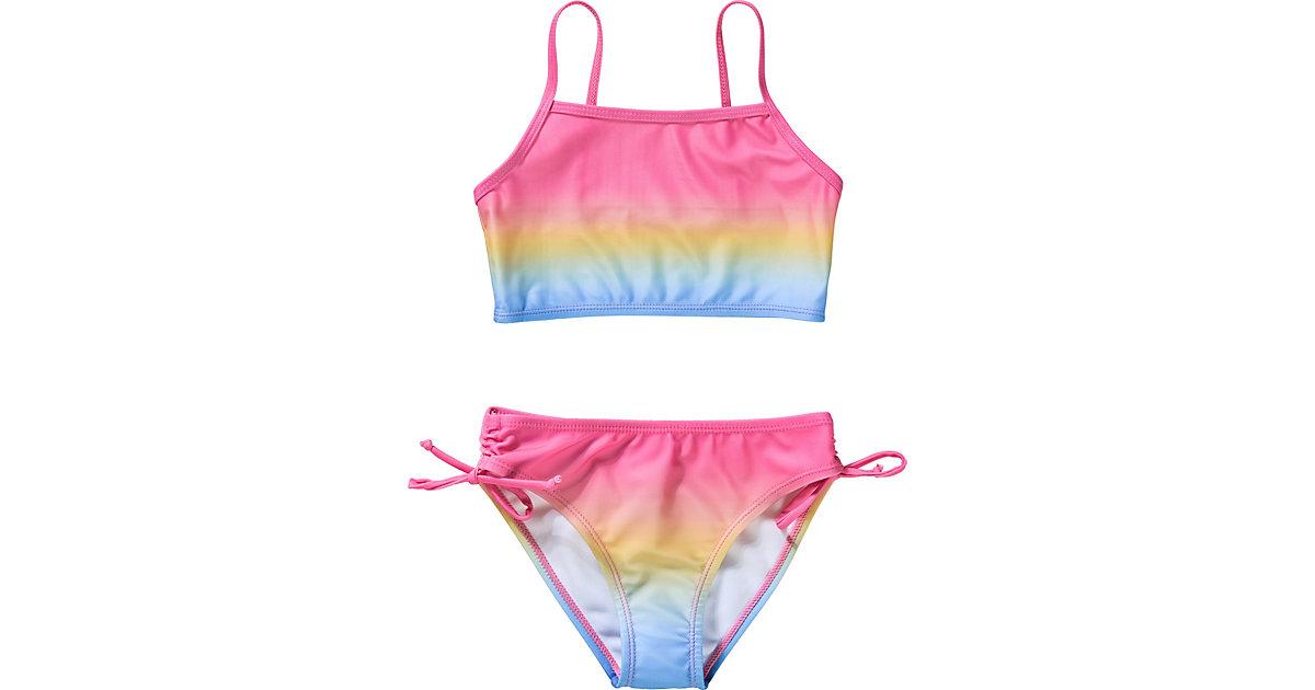 Kinder Bikini von TVMANIA mehrfarbig Gr. 164/170 Mädchen Kinder