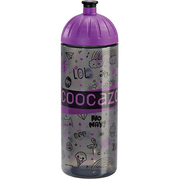Trinkflasche JuicyLucy Purple, 700 ml