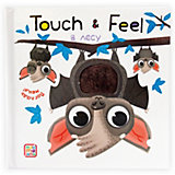 Книжки Malamalama Touch & feel. В лесу