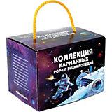 Набор панорамок-малышек Malamalama Коллекция карманных POP-UP энциклопедий