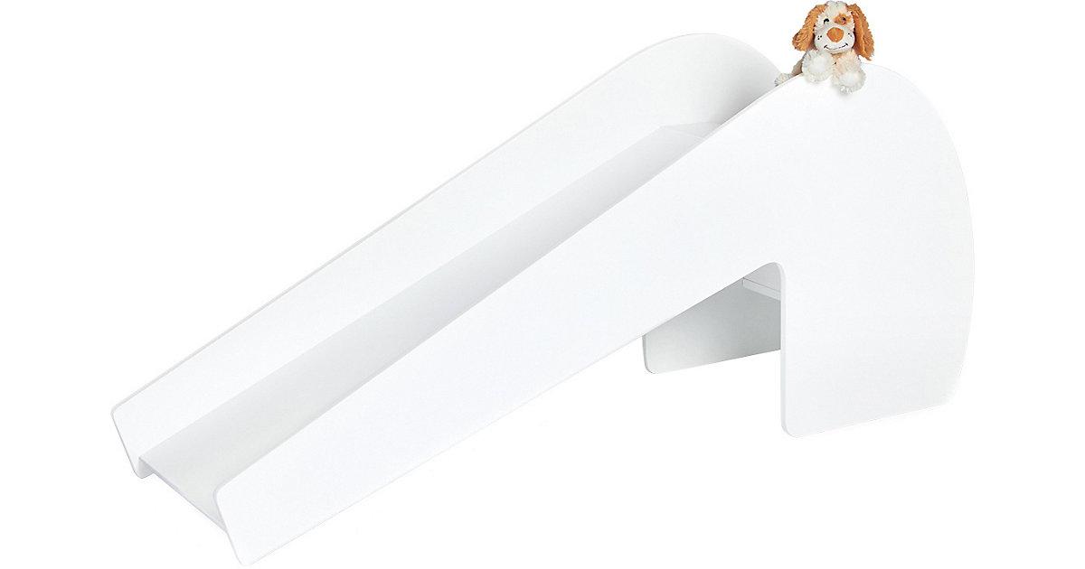 Indoor-Rutsche 'Lotta' weiß
