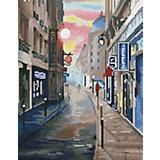 """Набор для создания картины из мозаики Цветной """"Переулок"""""""